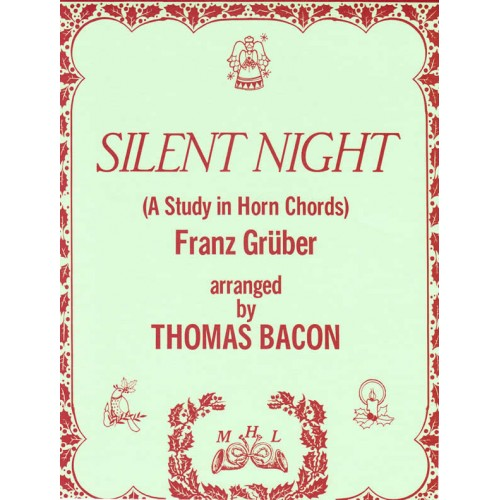 SILENT NIGHT, A Study in Horn Chords - Digital Download