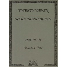 27 Rare Horn Duets - Digital Download