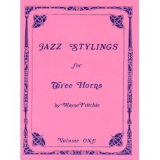 """JAZZ STYLINGS"" for 3 Horns Volume I - Digital Download"