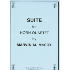 SUITE for Horn Quartet - Digital Download