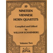 NINETEEN (19) VIENNESE HORN QUARTETS Volume II - Digital Download
