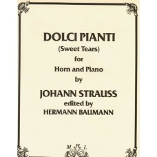 DOLCI PIANTI (Sweet Tears) for Horn & Piano - Digital Download
