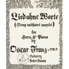 LIED OHNE WORTE for Horn & Piano, Op. 2  - Digital Download