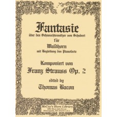 FANTASIE for Horn & Piano  - Digital Download