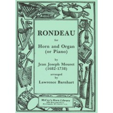 RONDEAU for Horn & Organ  - Digital Download