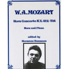 HORN CONCERTO K.V. 412/514 (No.1) for Horn & Piano  - Digital Download