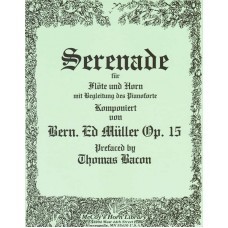 SERENADE for Flute, Horn & Piano - Digital Download