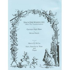 NACH DER WANDLUNG (After the Transformation) from German High Mass  - Digital Download
